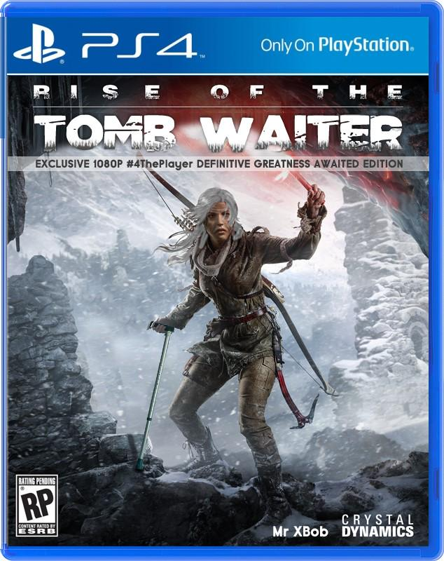 Coming sometime in the future maybe at some point one day hopefully exclusively for PS4 #4ThePlayer http://t.co/7MD0l7wEwr