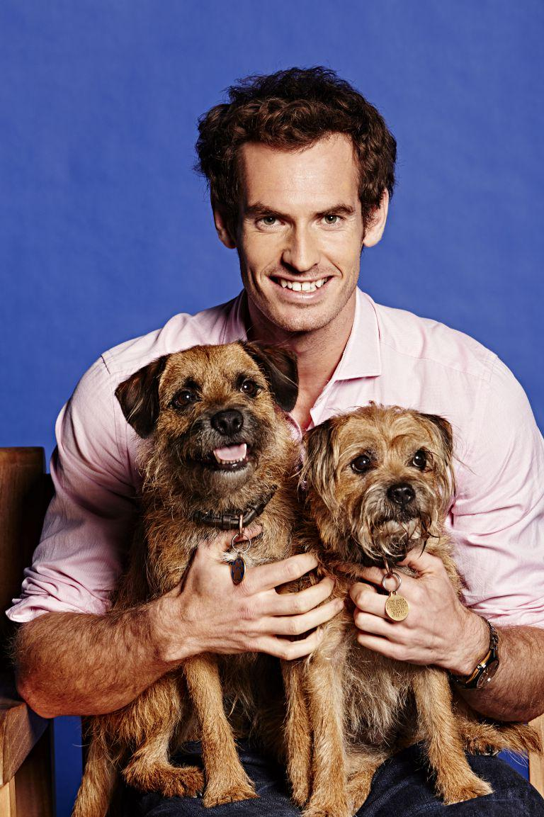 Andy with Maggie & Rusty - My VIP Magazine http://t.co/R0gdk7M3Sq http://t.co/DzFvqpAohd