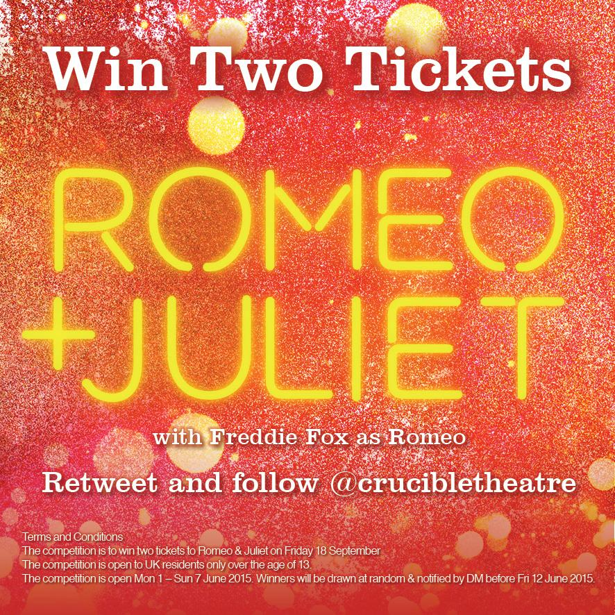 Retweet & follow to win a pair of tickets! Competition closes on Sunday #competition http://t.co/iKXpVJLUvc