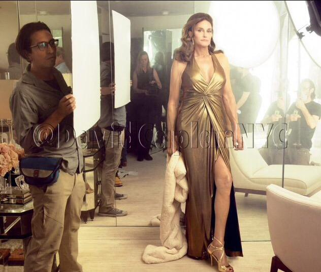 Golden Goddess: Another #CaitlynJenner @Caitlyn_Jenner pic by #annieleibovitz from Vanity Fair... http://t.co/mj9DsvvrCP