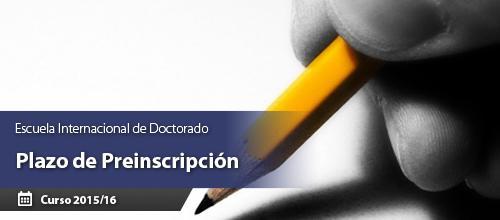 Inscribete en la #Escuela #Internacional de #Doctorado de la @UCAM Abierto plazo http://t.co/eDnIvFbgJY http://t.co/bcUIjg2HXj