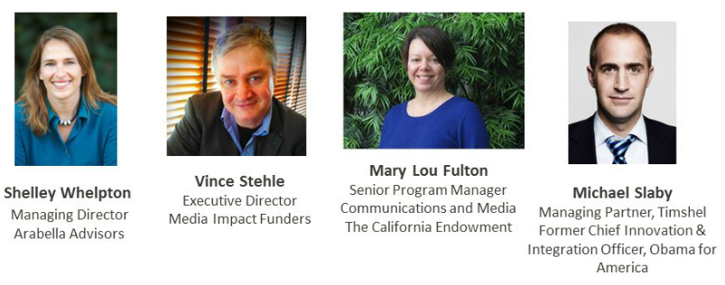 Thumbnail for Advancing Advocacy Through Communications Grant Making — Funder Webinar Recap