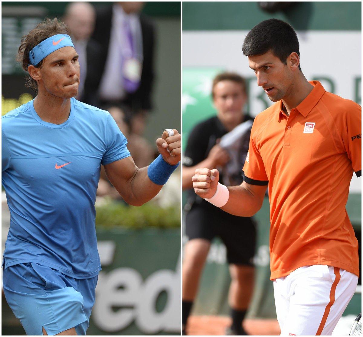 French Open 2015: Sharapova exits but Nadal, Djokovic, Federer advance