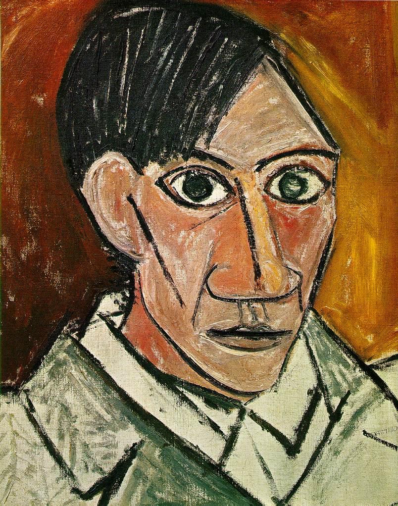 Picasso Portrait Picasso 39 s 39 Self Portrait 39
