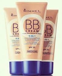 rimmel bb cream 9 in 1 skin perfecting super makeup spf 25