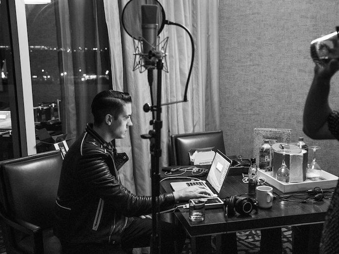 """I'm all about simplicity..Duet represents that at the highest level in my opinion"" @G_Eazy http://t.co/THPJn2hlH3 http://t.co/muVCyqCDcR"