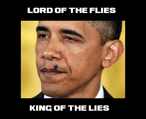 Gateway Pundit: Obama's  five biggest lies (VIDEO)