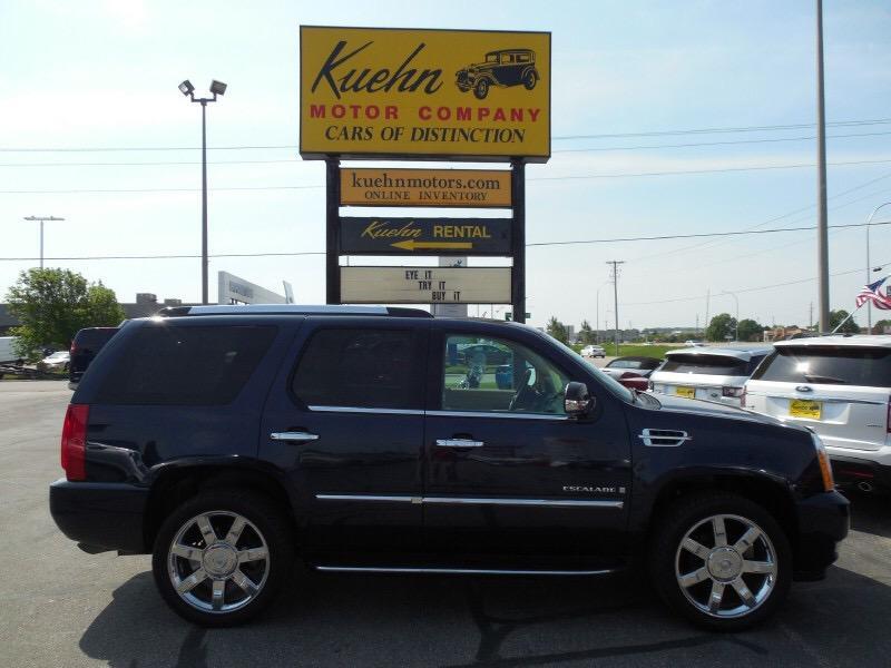 Kuehn Motor Co On Twitter 2008 Cadillac Escalade Navy