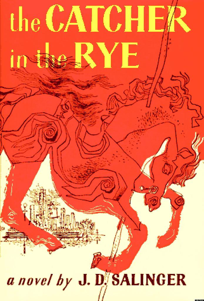 catcher in the rye alternate ending Whats some good ideas for an alternative ending for the catcher in the rye by jd salinger.