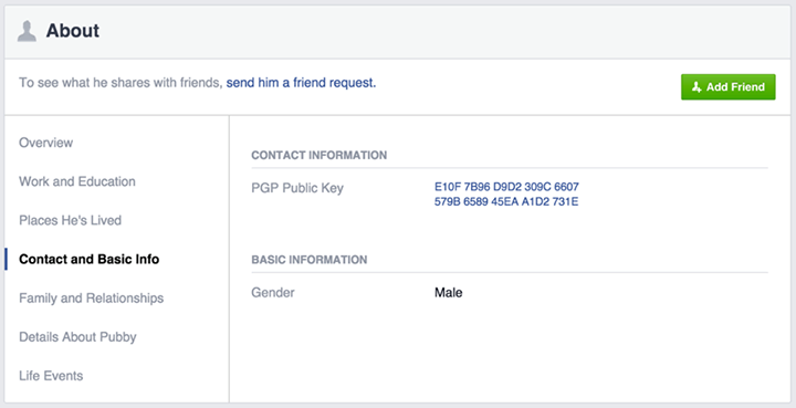 Facebook is taking more steps to protect users' communications: http://t.co/7DuO6GR9co