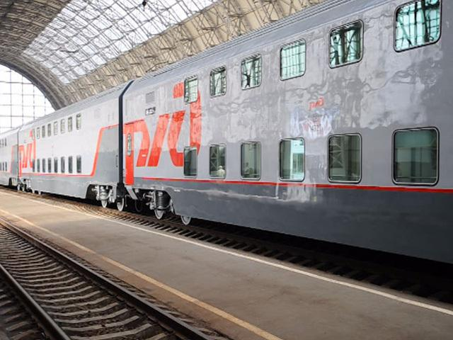 поезд Ласточка на маршруте Москва  Курск расписание