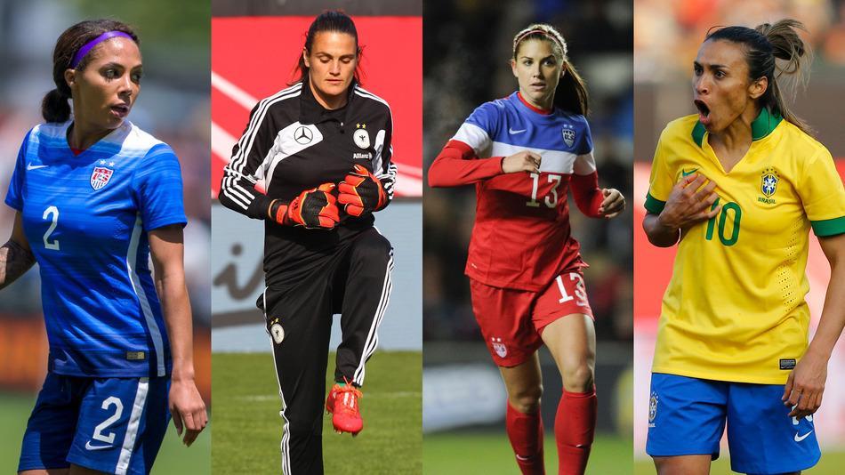 FOTO Coppa del Mondo di calcio femminile Canada 2015