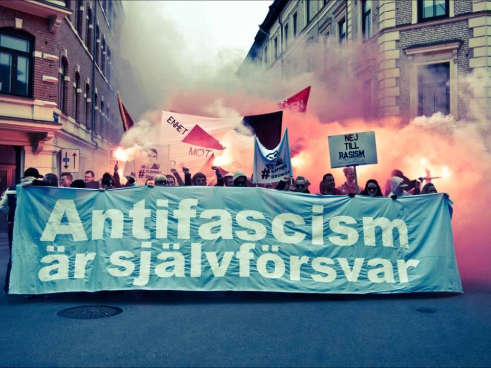 Antifa Schweden