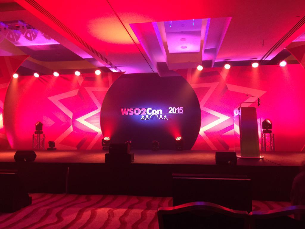 WSO2Con EU 2016