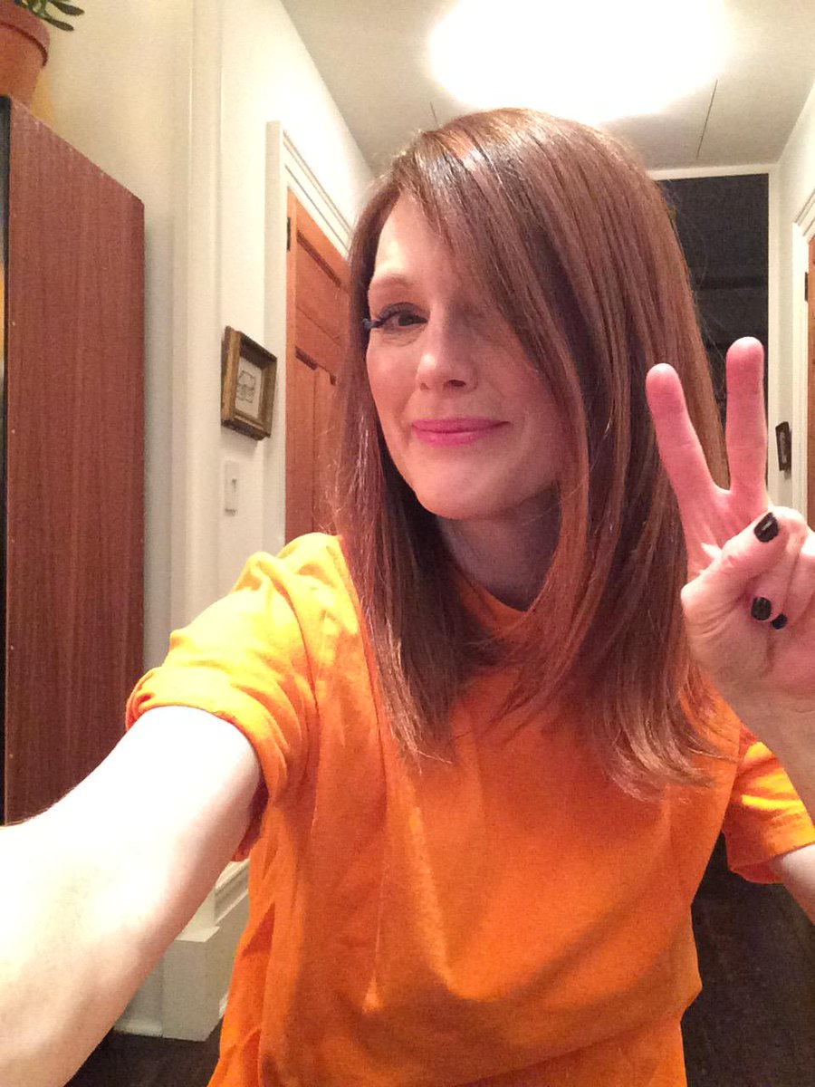 I'm #wearingorange because we can do more to stop gun violence. Go to http://t.co/6RKGqNxwwT to get involved. http://t.co/2gNQB2FaTZ
