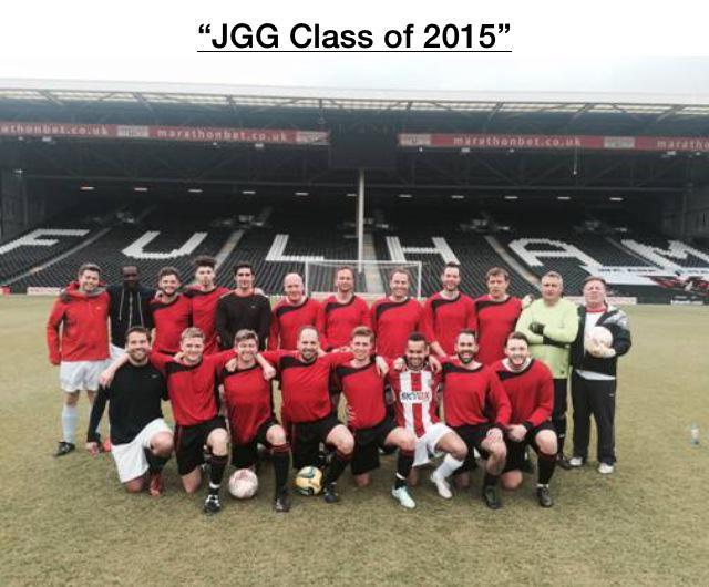 Congrats to JGG XI inc. @benshephard @JamesArthur23 @TomMannMusic @itsjamesgraham on their 6-3 win last night........ http://t.co/oxx4Ewwwqu