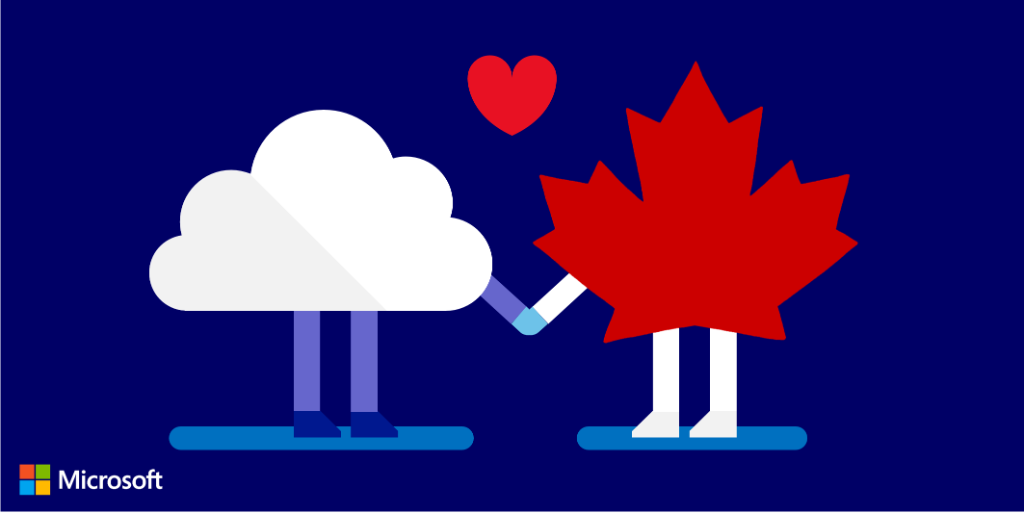 The #cloud is touching down in Canada. http://t.co/Prmmb7Ii3V #MSFTCloudCA http://t.co/6ONLlnfaXo