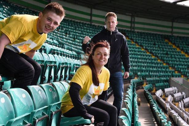 RT @HamAdvOfficial: Nicky McDonald @nickymcdonald1 and @kcommons15 fiancee Lisa Hague raise £30k for @mariecurieuk http://t.co/Ff4mj1m3RB h…