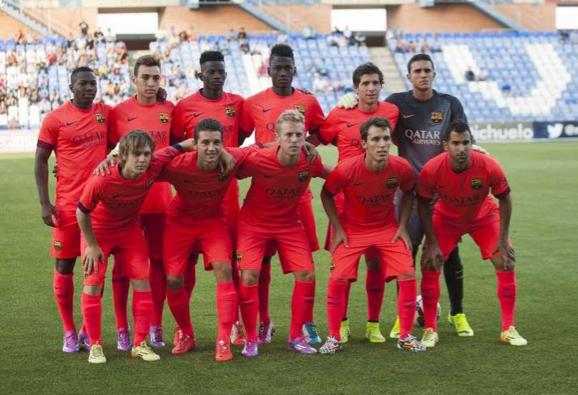 Barca B May Avoid Relegation