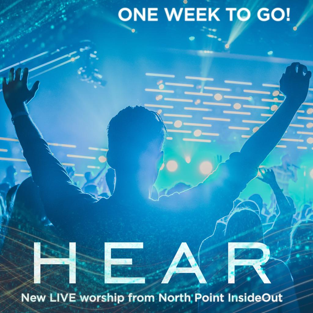 7 days people!!!  Cant wait!!! Blown away to be part of this amazing journey!! #IOHear http://t.co/LwopN90JlB