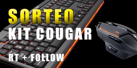 Psst! Que los sorteos han vuelto a @gameit_es! Ahora sorteamos este estupendo KIT Cougar!  http://t.co/JsbmMcbgNi http://t.co/lkK15XuXZe