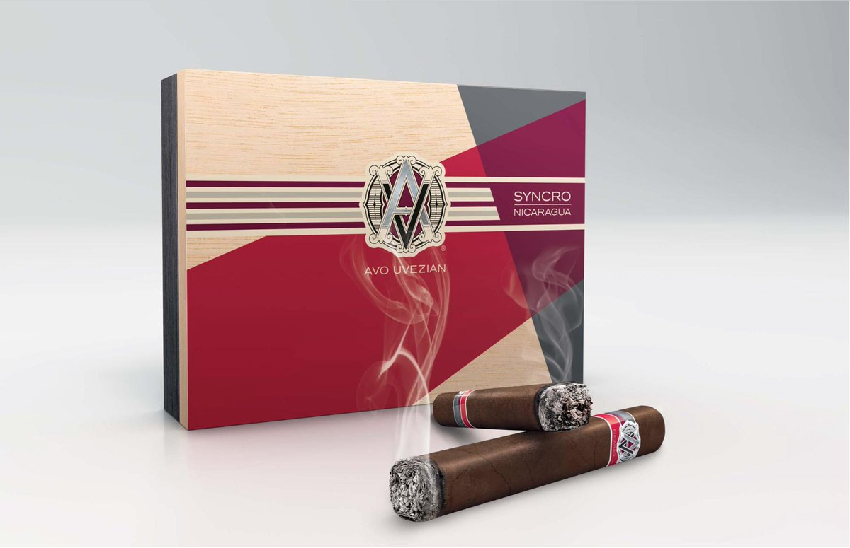 Introducing the new box pressed AVO SYNCRO NICARAGUA.   Nicaraguan Fire. Dominican Flair. A world of stories. http://t.co/uvAHHKBjy4