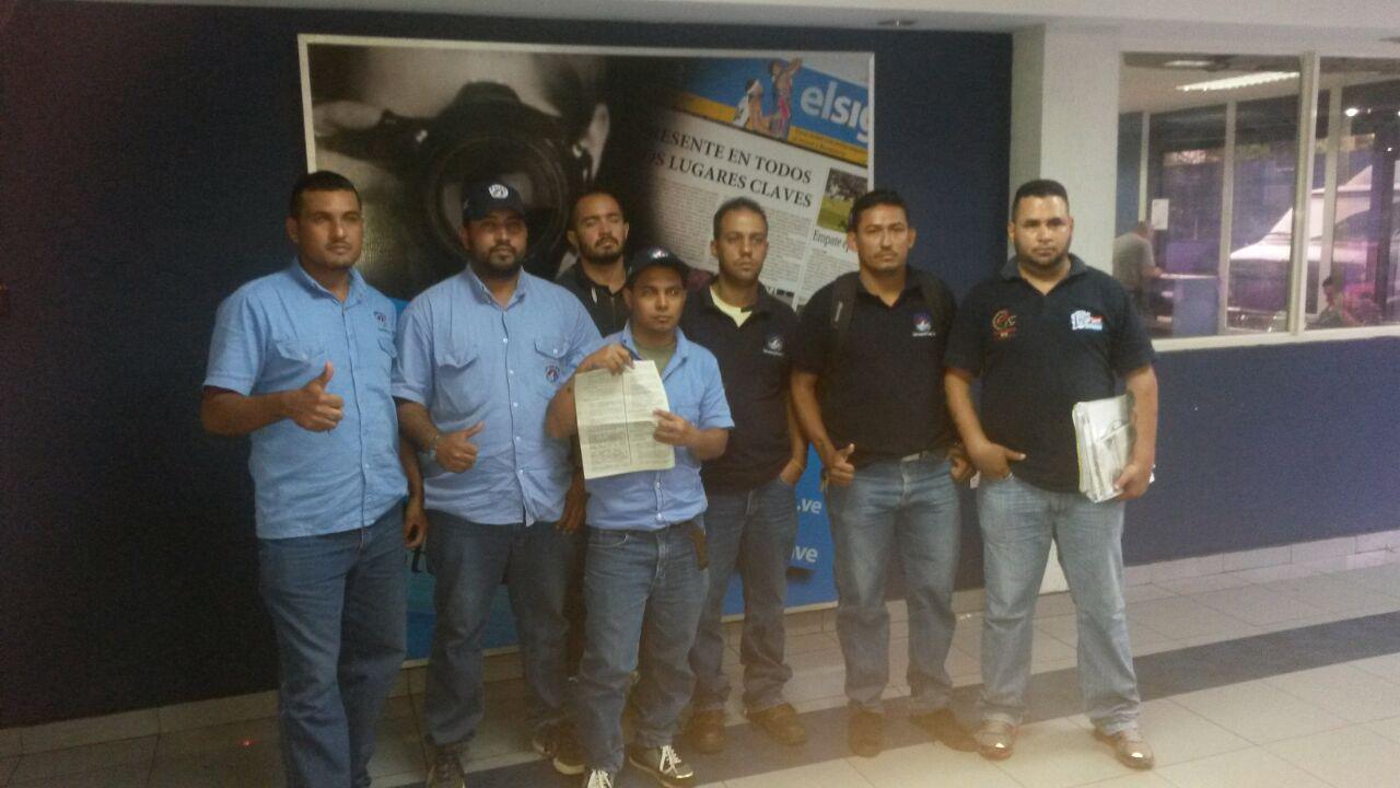 Trabajadores denuncian persecución y amedrentamiento por parte de empresas Polar