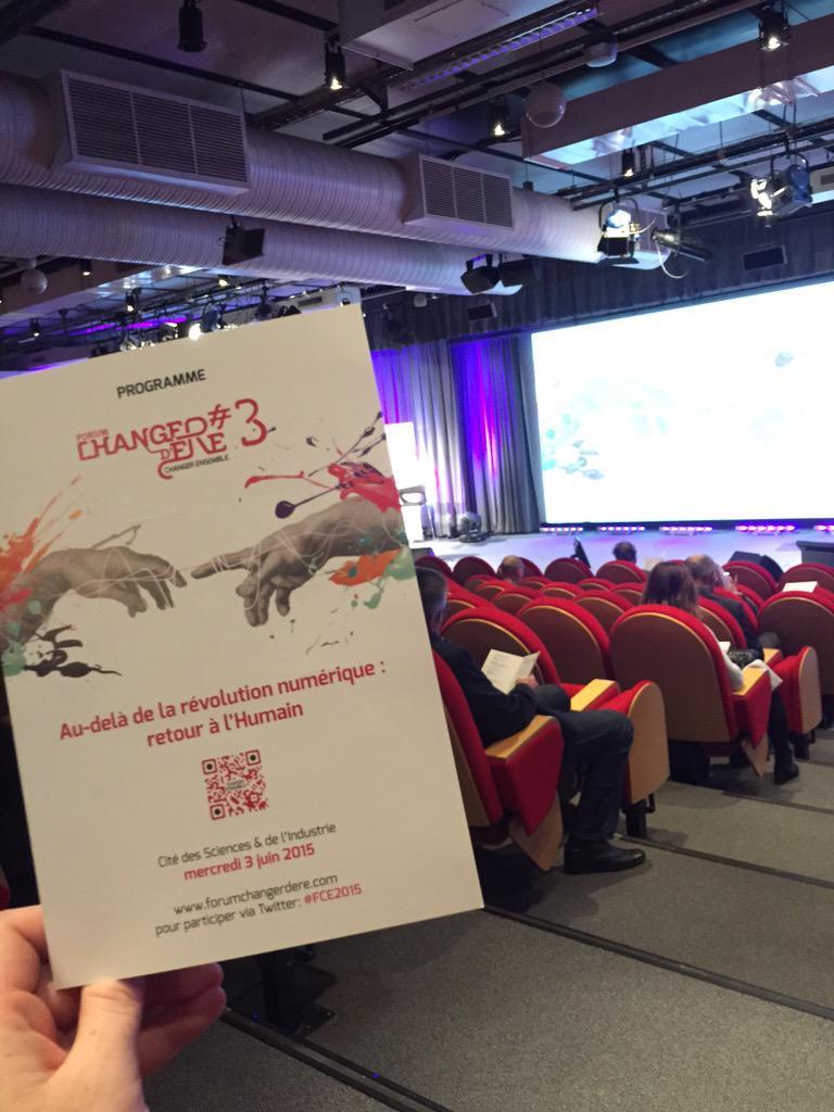 Thumbnail for Première partie du Forum Changer d'Ère - #FCE2015