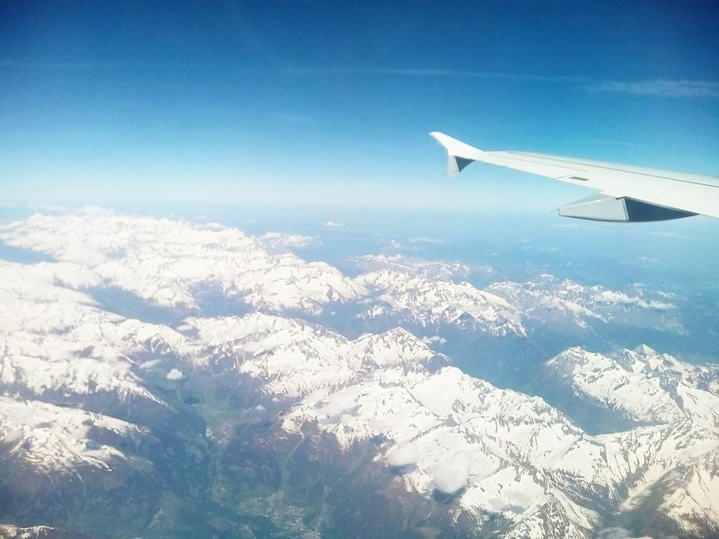 Oltre le Alpi: @falagia è in volo verso la #germaniadelnord con #minubetrip http://t.co/Af5fIPh44W