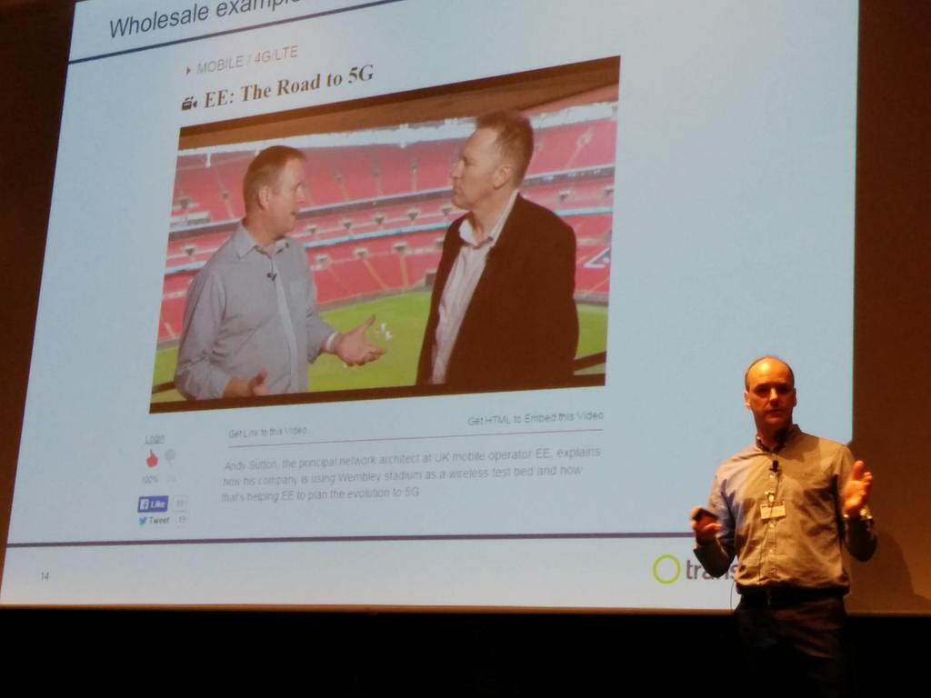 Good to see @960sutton 'The road to 5G' being plugged at @PhaseReady conference - worth watching http://t.co/02NfdUge6C