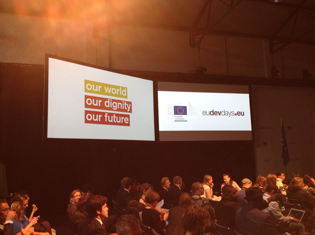 Thumbnail for ETTG at the European Development Days 2015