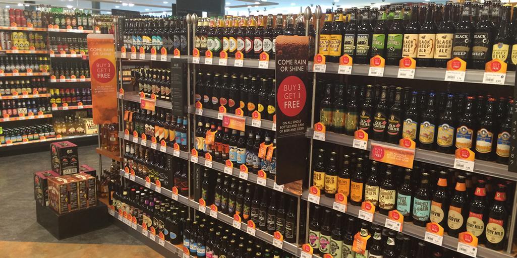 booths beer deals