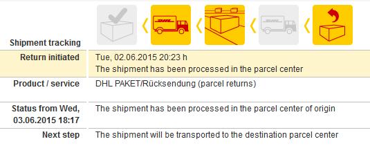 DHL Paket on Twitter: