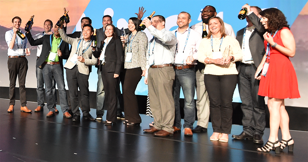 Congrats to all the Lithy Award Winners #linc2015 #waytogoDMO http://t.co/nxlbikQA9l