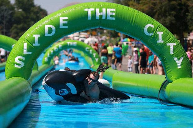 Coming to #AnnArbor this summer: a 600-foot water slide  http://t.co/ChDlV3h3PN http://t.co/6q1j6j9F2r