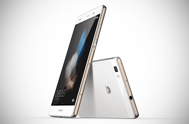 Huawei's fighting for American attention with the $250 P8 lite
