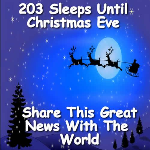 0 replies 0 retweets 1 like - How Much Longer Till Christmas