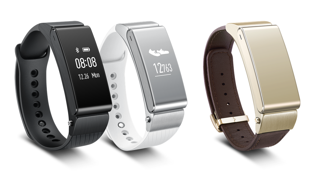 Jawbone's lifeline is coming in the form of a Huawei fitness tracker