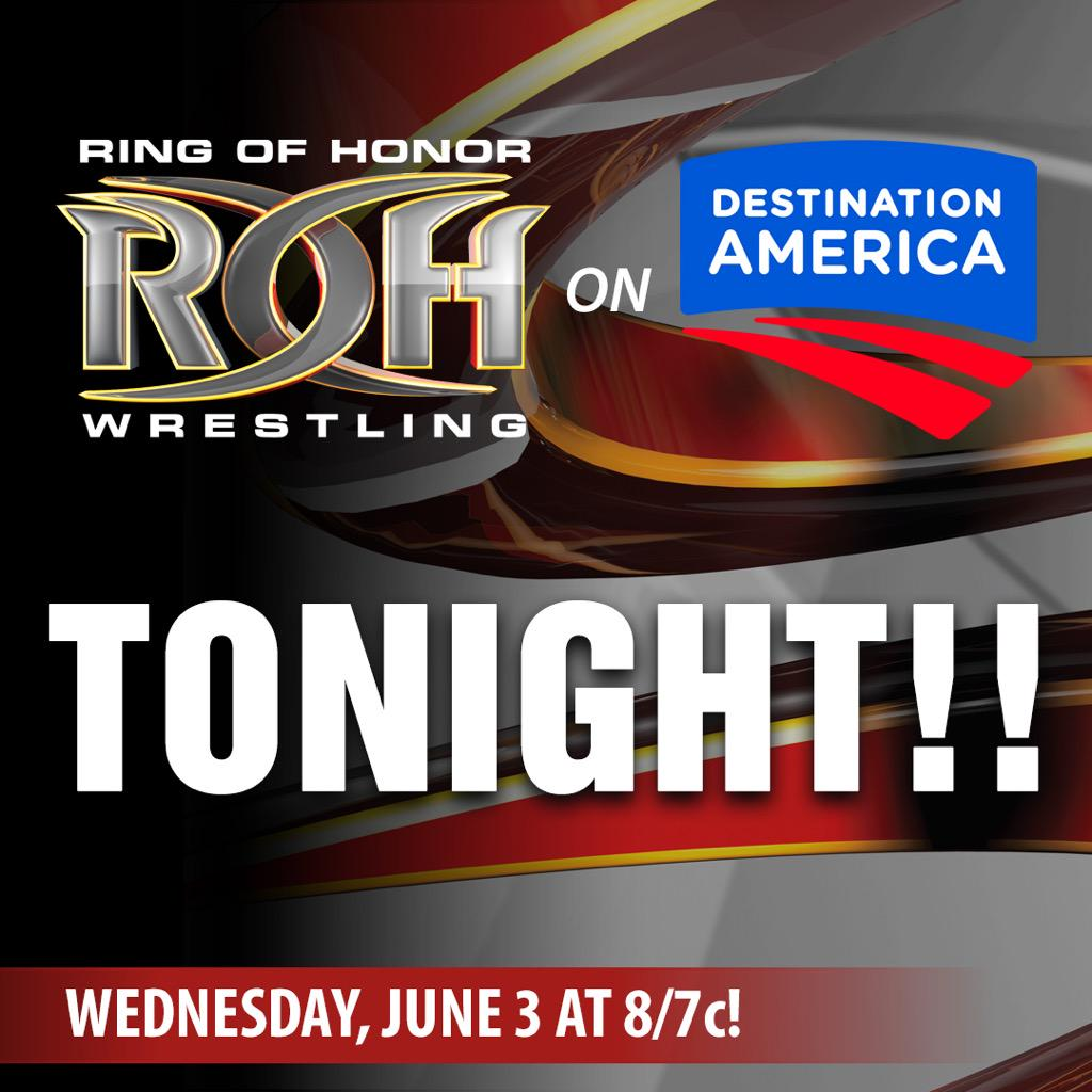 It starts TONIGHT! Use this link to find @DestAmerica in your area http://t.co/BNQdGYrWOh #WatchROH Wednesdays 8/7c http://t.co/jkVIDFSEEz