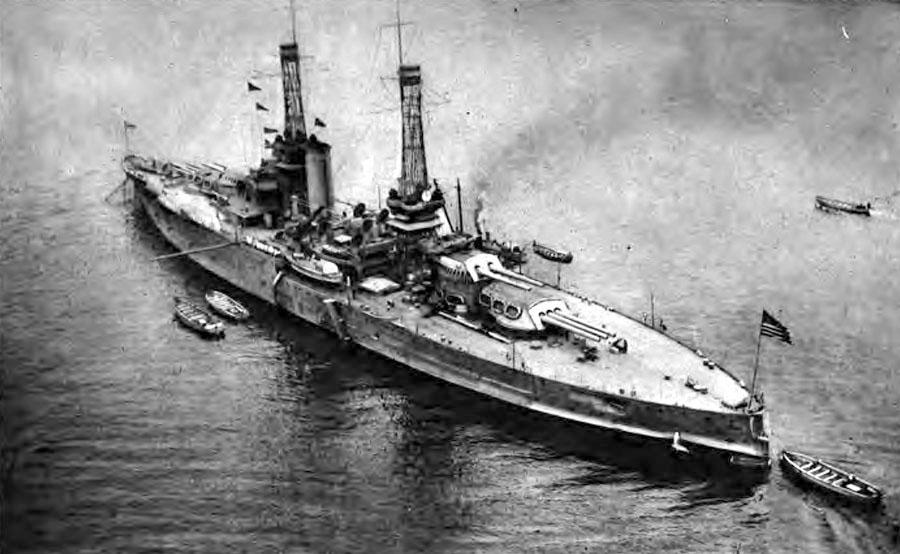 test ツイッターメディア - 戦艦ネバダ あたっても致命傷にならない場所は防御しなくてもいいんじゃね?という戦艦の防御構造に革命をもたらした0か1かの割り切り娘。あと真珠湾攻撃で大破させられた戦艦の一隻だったり長門と一緒に核攻撃されたり地味に歴史に名を刻んでいる https://t.co/8ESQn887Xq