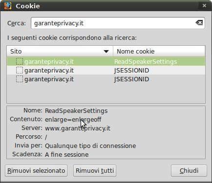 Questi cookie vengono passati a SW di terzi. Ma sito garante non avvisa. Chi controlla il controllore? #cookielaw http://t.co/tbqMIz5PpV
