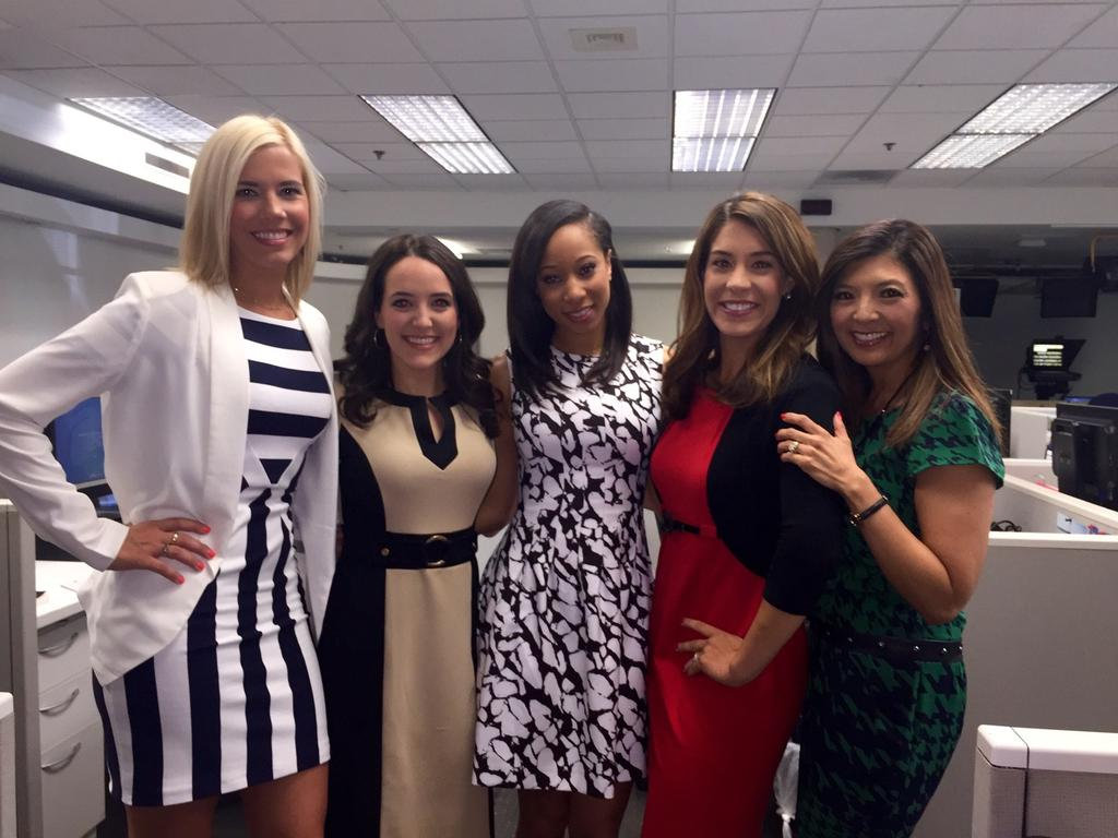 Shelby Latino On Twitter The Ladies Of ABC30 AM Live Happy Birthday Lauren Tco AuLbapOlhW