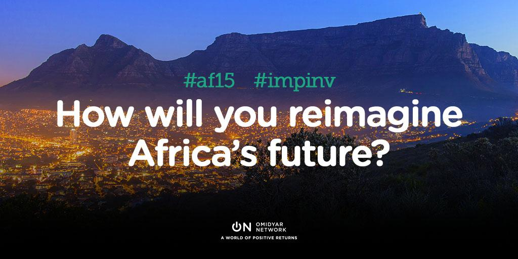 Thanks to all who joined us at #af15 to discuss the possibilities of #impinv & the future of #Africa. #WEFAfrica15 http://t.co/eB6jnvCZBo