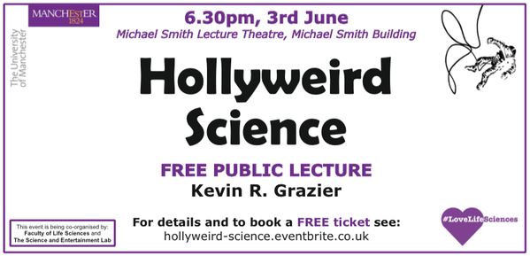 We're delighted to welcome @kevingrazier to the UK! Looking forward to this evening #LoveLifeSciences #SciStories2015 http://t.co/M6bM3cBVr7