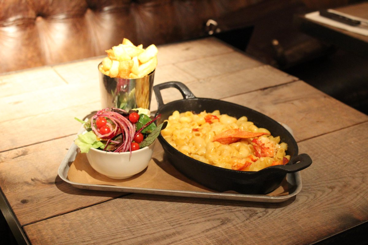 Big Easy London On Twitter Introducing Lobster Mac N Cheese Find It Now Included In Our Lobster Fest Served Every Day Noon Close