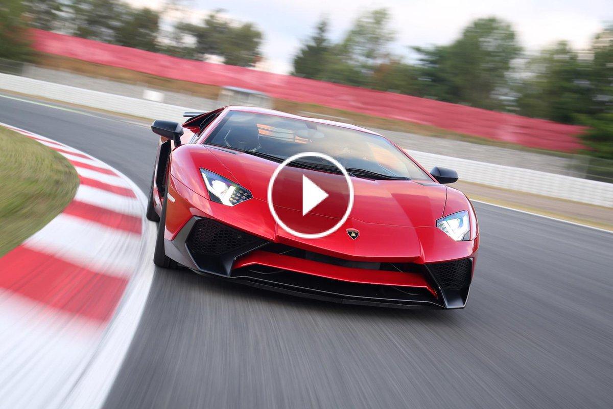 .@MartyPadgett says the 2016 Lamborghini Aventador SV will put a big kink in your neck, http://t.co/uvWJHADhiW http://t.co/E3E3Zmfj6w