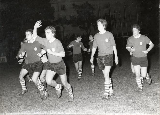 Fotos do Jorge Jesus no Sporting. Juniores 1971/72 http://t.co/k5ppFmrg8W