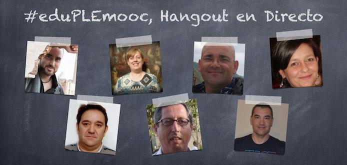 A punto de comenzar el hangout de #eduPLEmooc http://t.co/JEsRCdTrTo http://t.co/cBOhEbSqf4