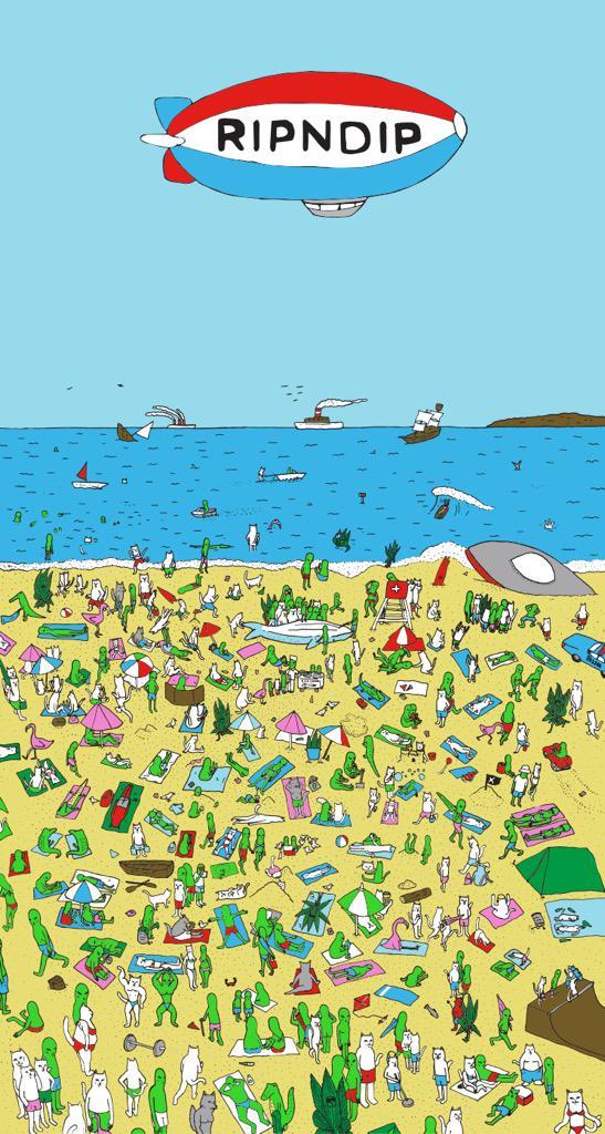 Ripndip On Twitter Roswell Beach Iphone Wallpaper